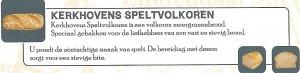 Kerkhovens Speltbvolkoren